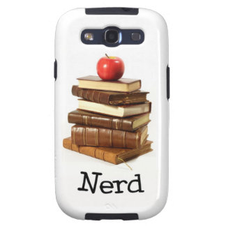 Nerd Samsung Galaxy SIII Cover