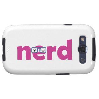 nerd samsung galaxy s3 case