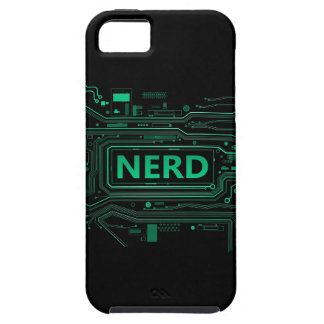 Nerd concept. case for the iPhone 5