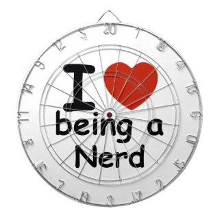 nerd design dartboards