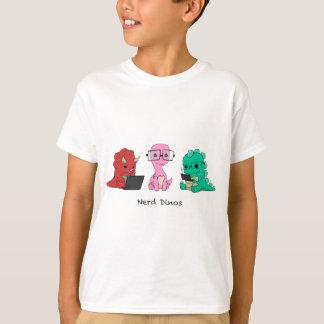 Nerd Dinos T-Shirt