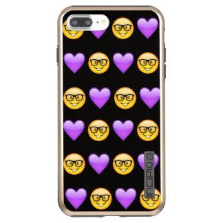 Nerd Emoji iPhone 7 Plus Incipio Incipio DualPro Shine iPhone 8 Plus/7 Plus Case