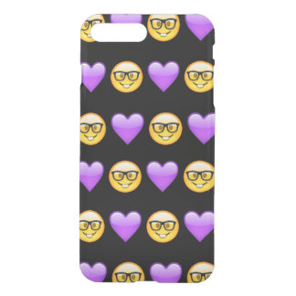 Nerd Emoji iPhone 8/7 Plus Clearly™ Case