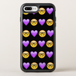 Nerd Emoji iPhone 8/7 Plus Otterbox Case
