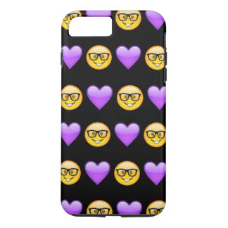 Nerd Emoji iPhone 8/7 Plus Phone Case