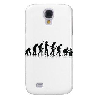 Nerd Evolution Galaxy S4 Covers