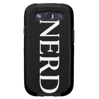 Nerd S3 Case Galaxy S3 Covers