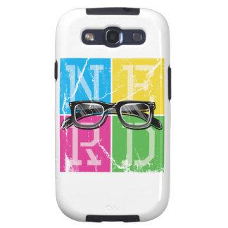 Nerd s Spectacle Samsung Galaxy S3 Case