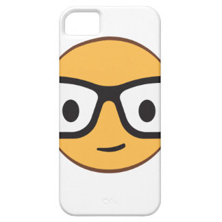 nerd smile face AdobeStock_122200113.ai Case For The iPhone 5