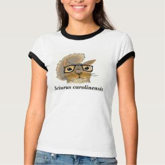 Nerd Squirrel T-Shirt