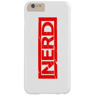 Nerd Stamp Barely There iPhone 6 Plus Case