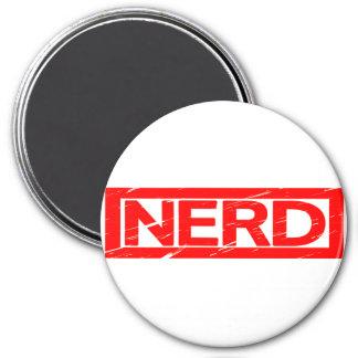 Nerd Stamp Magnet