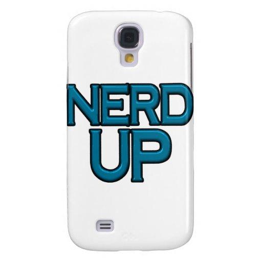 Nerd Up Samsung Galaxy S4 Cases