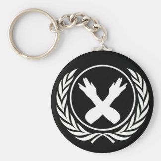 Nerdfighter Seal Keychain