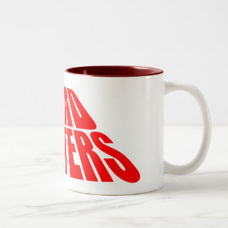Nerdfighters Two-Tone Coffee Mug