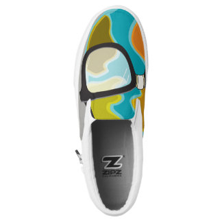 Nerds for the Earth Slip-On Sneakers