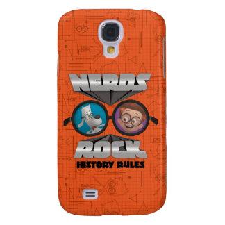 Nerds Rock Samsung Galaxy S4 Case