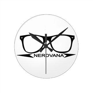 Nerdvana Swag Clocks