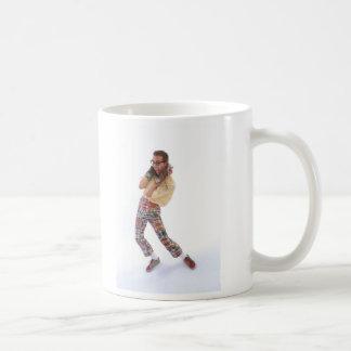 Nerdy Bowling Shoes Coffee Mug