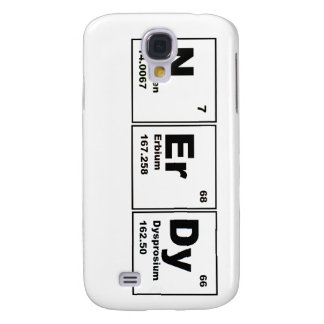 Nerdy Chemistry Product! Galaxy S4 Cover