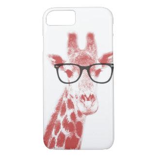 Nerdy Giraffe iPhone 8/7 Case