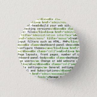 Nerdy HTML Button