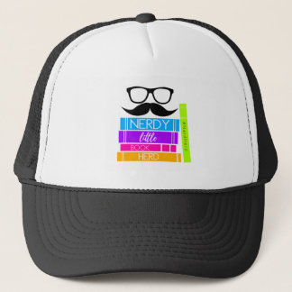 Nerdy Little Book Herd Trucker Hat