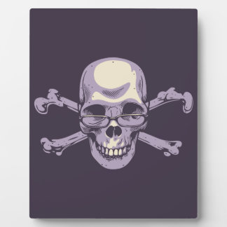 Nerdy Pirate Plaque