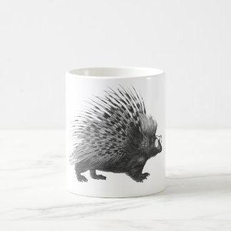 Nerdy Porcupine Coffee Mug