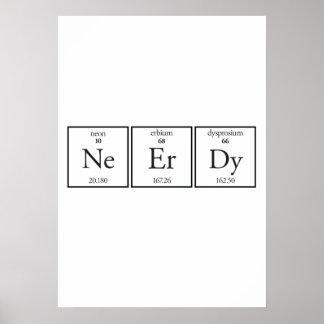 Nerdy Print
