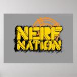 Nerf Nation Poster