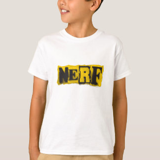 Nerf Rebel - Yellow T-Shirt