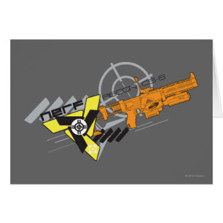 Nerf Recon Card