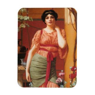 Nerissa Greek Art Magnet