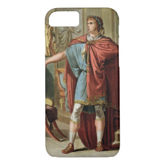 Nero, costume for 'Britannicus' by Jean Racine, fr iPhone 7 Case