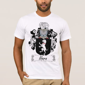Nero Family Crest T-Shirt