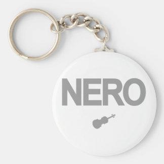 Nero Keychain