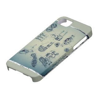 Nerve-Blaster iPhone 5 Cover