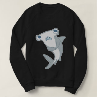Nervous Shark | Hammerhead Sweatshirt