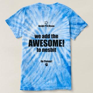 Nesbit PTA Ohana - Tie Dye Cyclone T-shirt