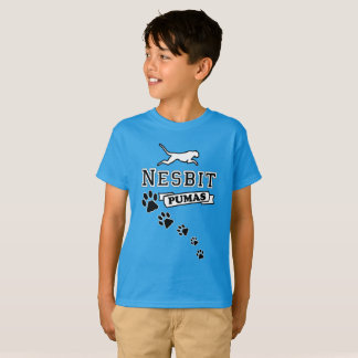 Nesbit Puma Kids Shirt (front only design)