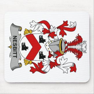 Nesbitt Family Crest Mouse Pad
