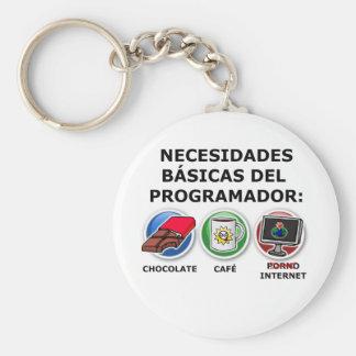 Nesidades basic of the programmer keychain