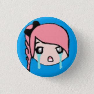 nessaThump 1 Inch Round Button