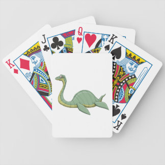 NESSIE BICYCLE PLAYING CARDS