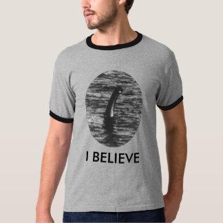 Nessie, I BELIEVE - Customized T-Shirt