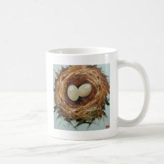 Nest#149 Classic White Coffee Mug