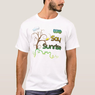 Nest And Vines Destroyed Tee
