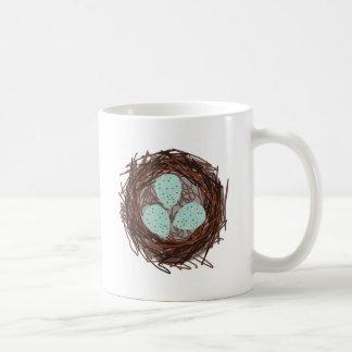 Nest Basic White Mug