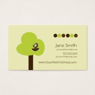 Nest Business Card